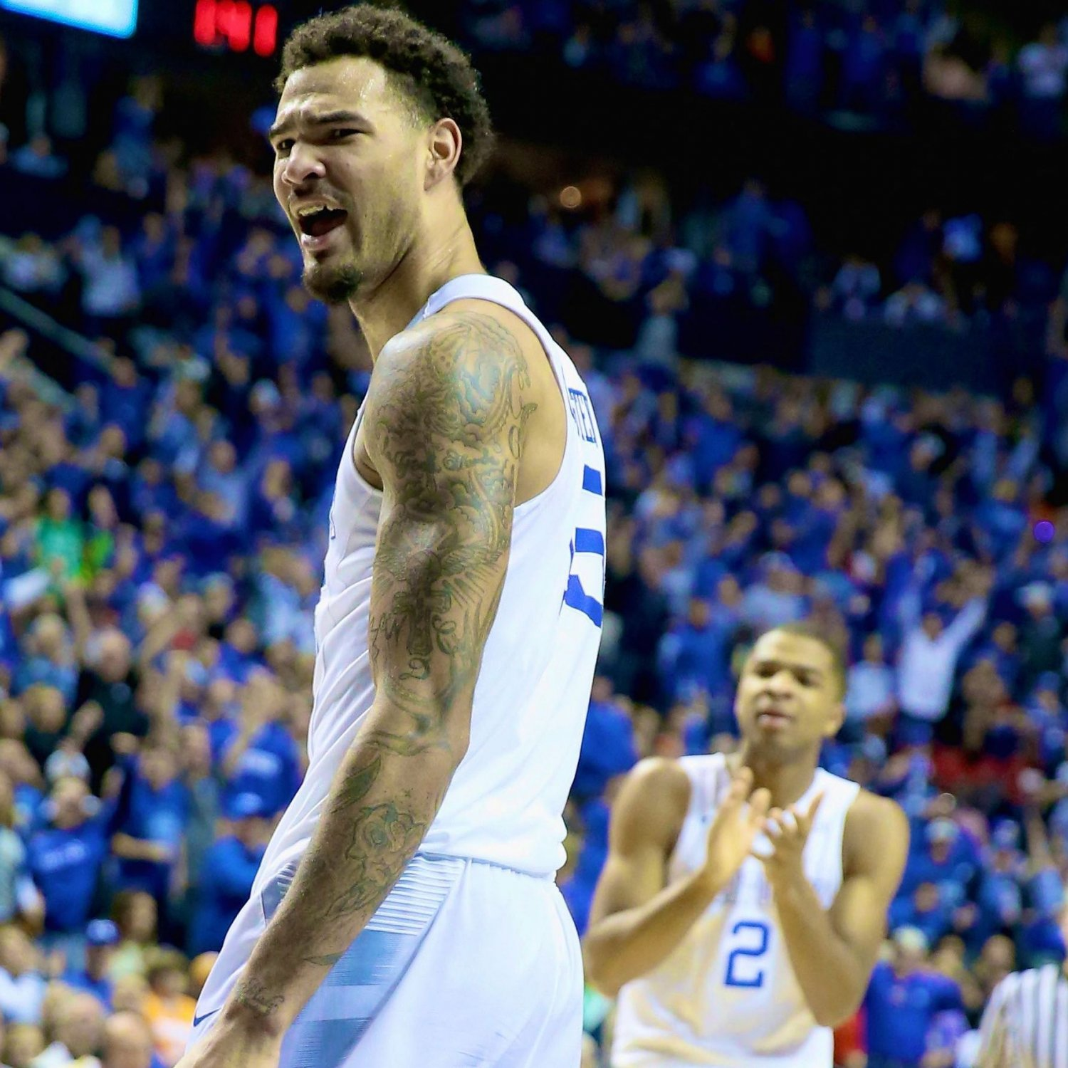 Kentucky Will Be Top Seed In NCAA Tournament Regardless Of