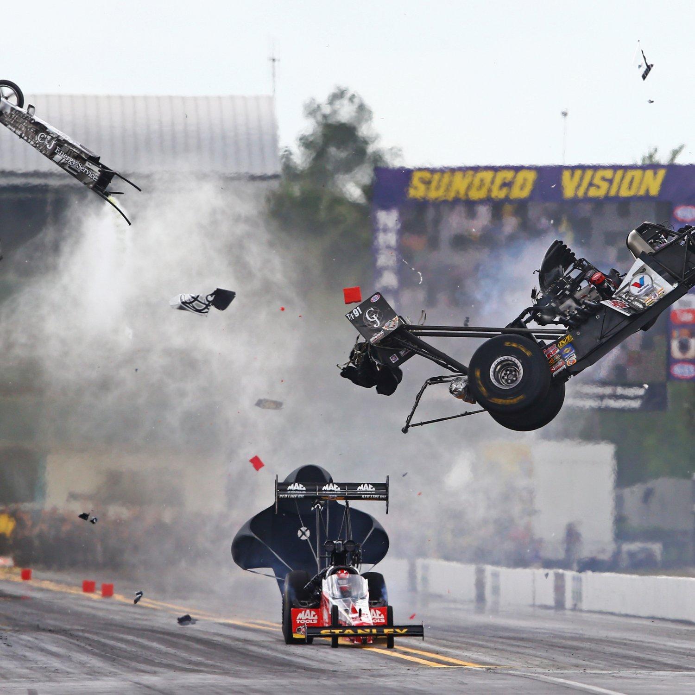 Larry linkogle helicopter crash video