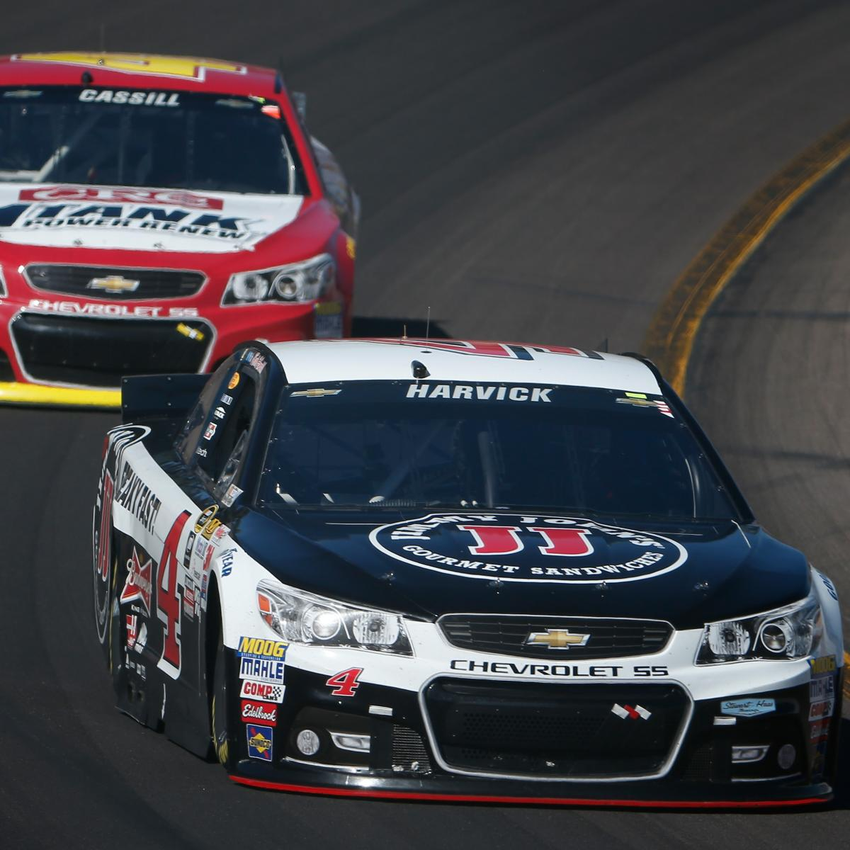 Top 10 Sprint Cup : Sprint cup chase nascar standings and schedule after