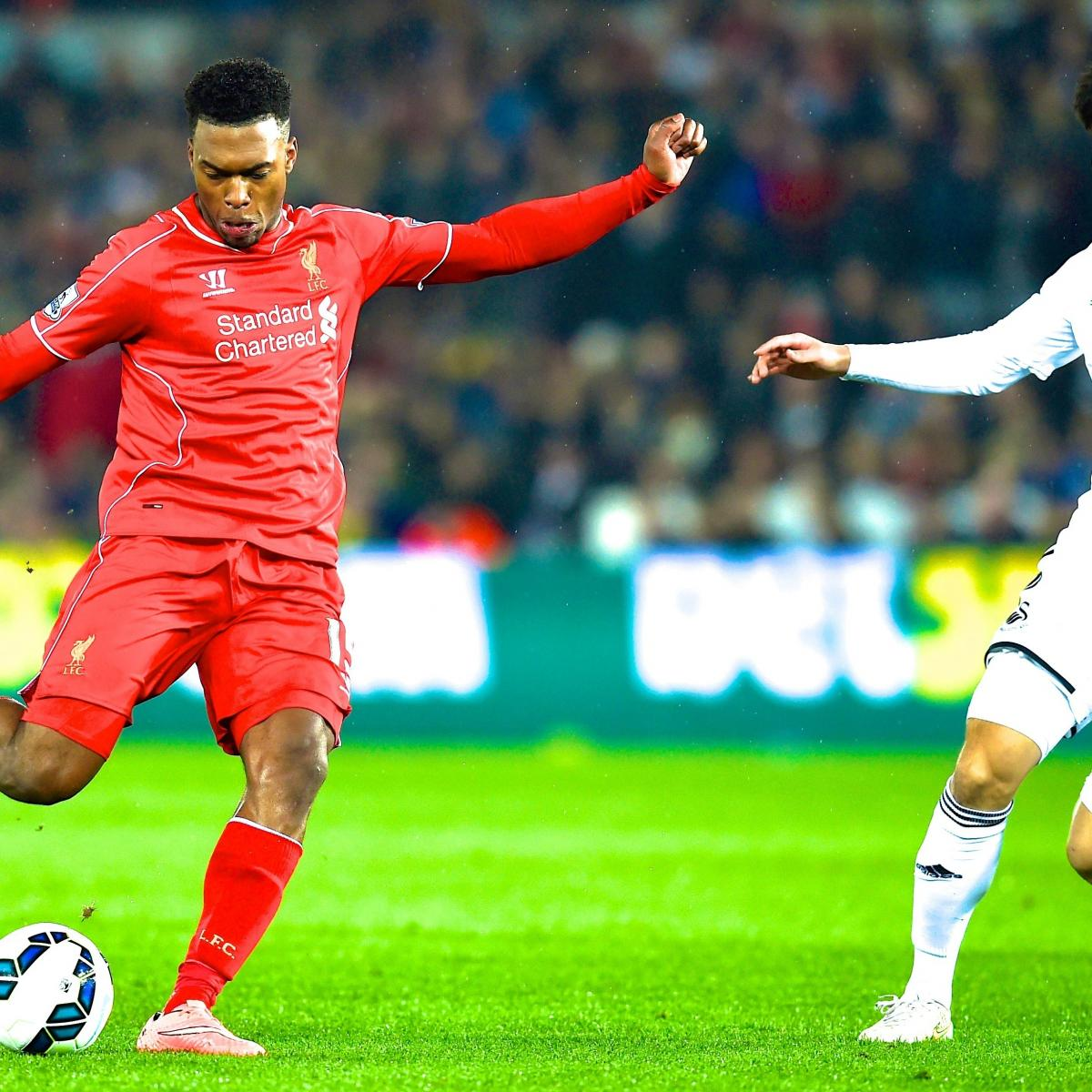 Swansea City Vs. Liverpool: Live Score, Highlights From