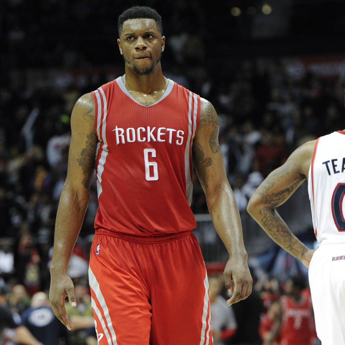Nuggets Vs Rockets 2014: Terrence Jones Injury: Updates On Rockets Forward's Ribs