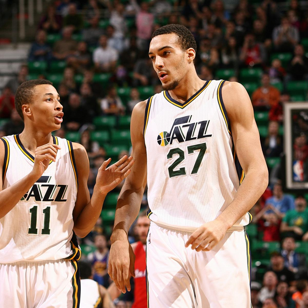 Why Dante Exum Is The NBA's Defensive Rookie Of The Year