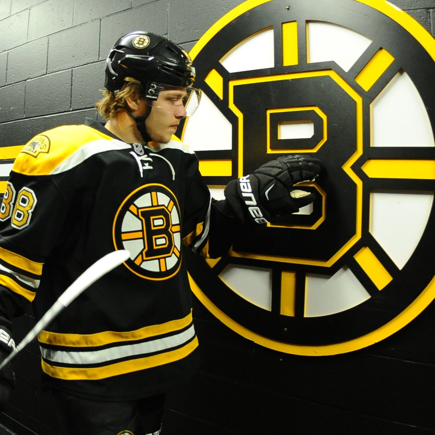 David Pastrnak Looks Like A Draft-Day Steal For The Boston