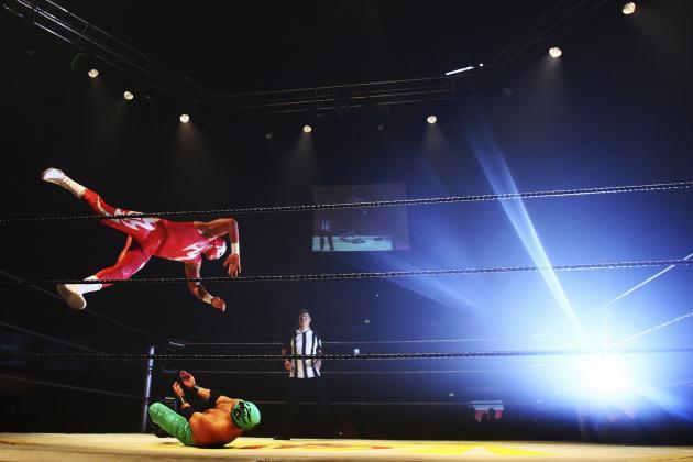 El Hijo Del Perro Aguayo Dies from Injuries Suffered vs. Rey Mysterio