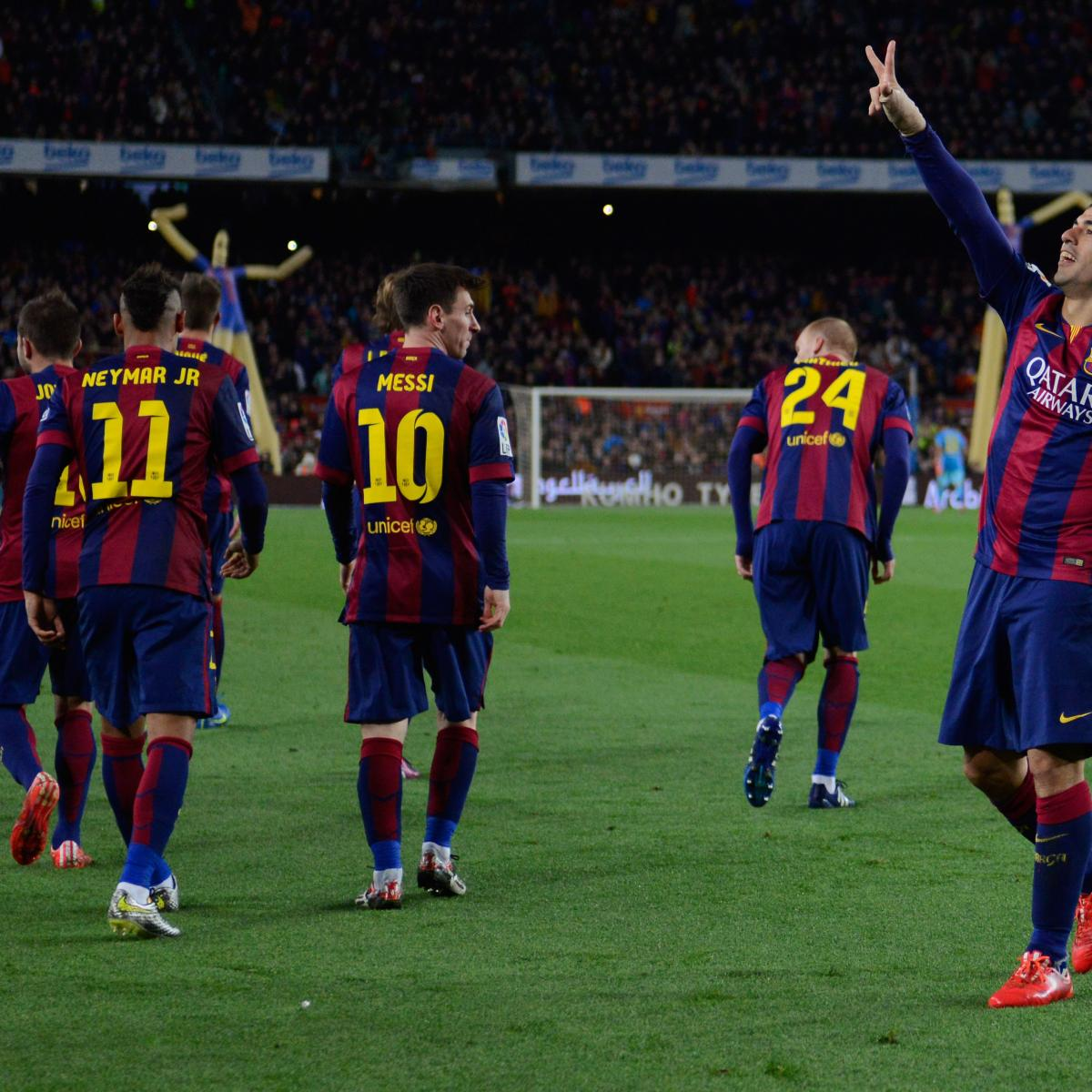 Apoel Vs Barcelona Score Grades And Reaction From: Barcelona Vs. Real Madrid: Score, Grades And Reaction From