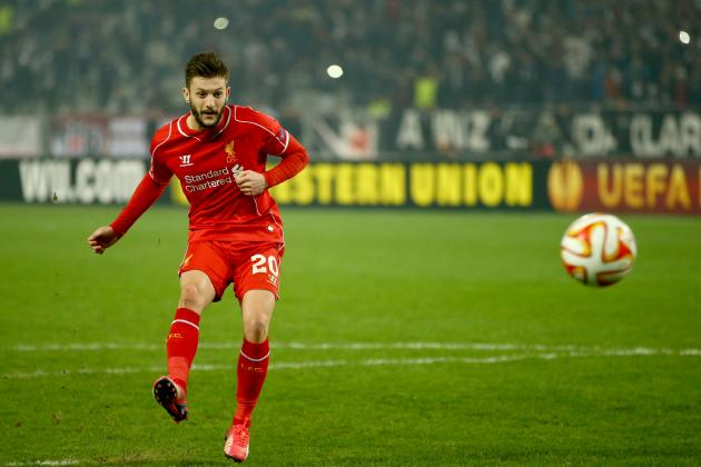 Adam Lallana Injury: Updates on Liverpool Midfielder's Status and Return