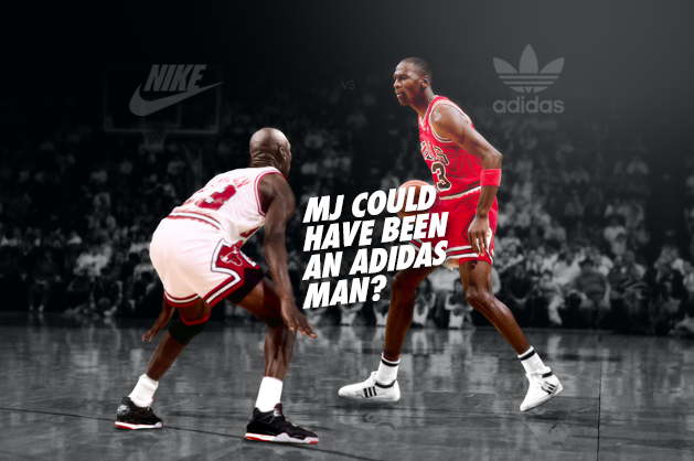 Report: Adidas Didn't Offer Michael Jordan a Sponsorship