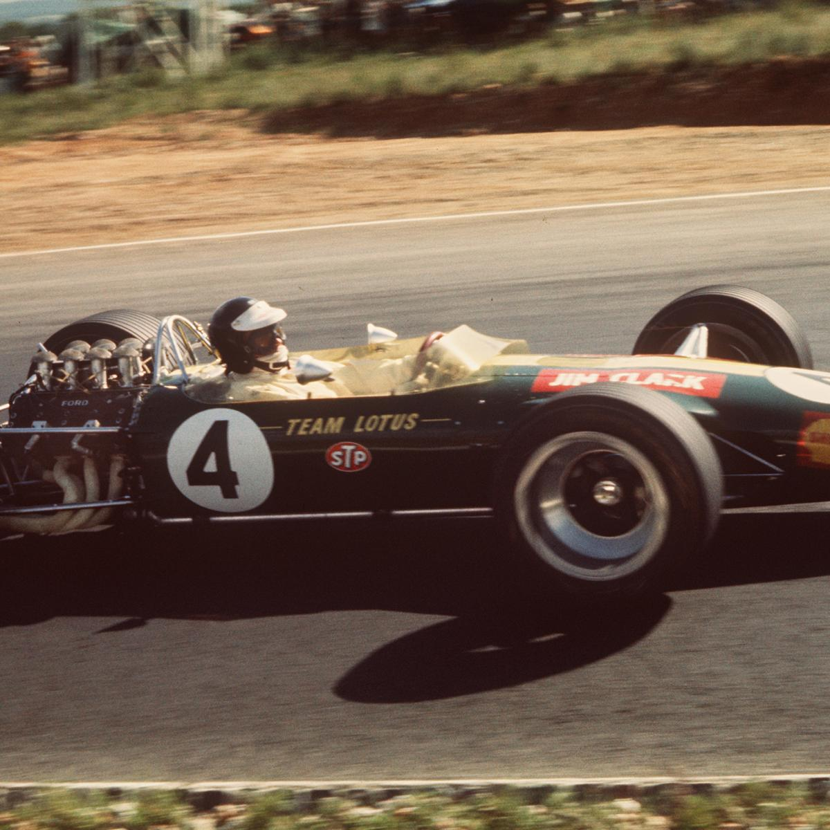 Going Out on Top: The Story of Jim Clark\'s Final Formula 1 Race ...