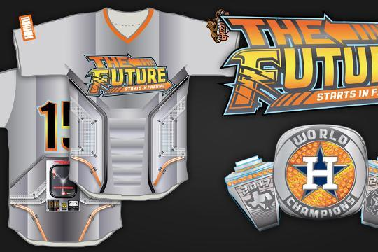 official photos 3ded3 c57d6 houston astros jersey giveaway