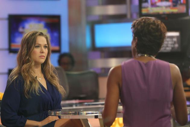 Good Morning America Intruder Interview : Ronda rousey on good morning america biggest takeaways