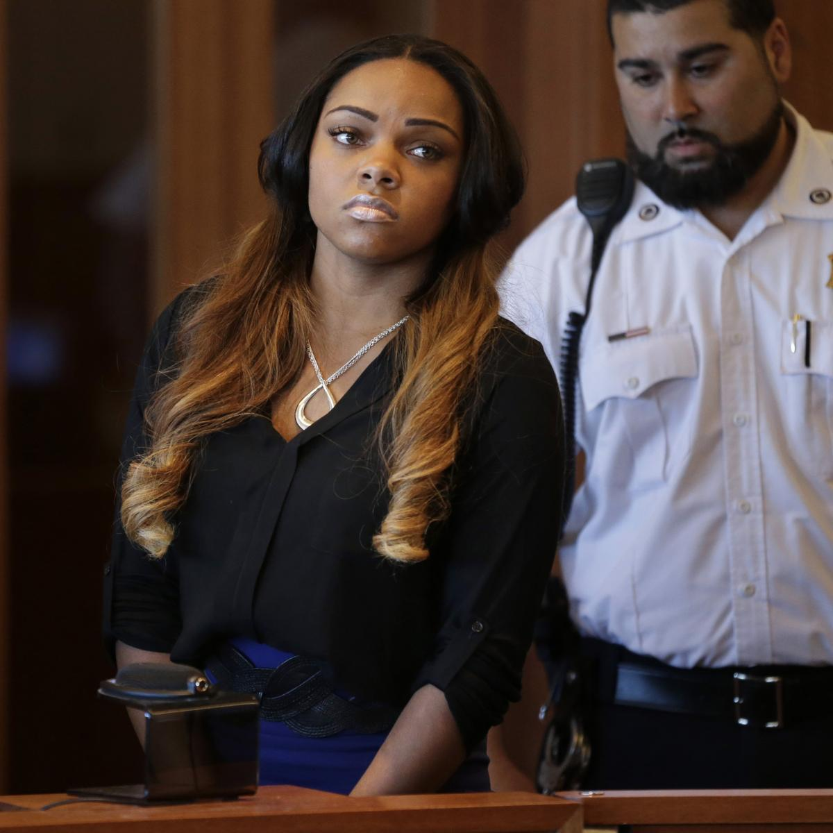 Aaron Hernandez Trial: Top Takeaways from Fiancee Shayanna Jenkins'  Testimony | Bleacher Report | Latest News, Videos and Highlights