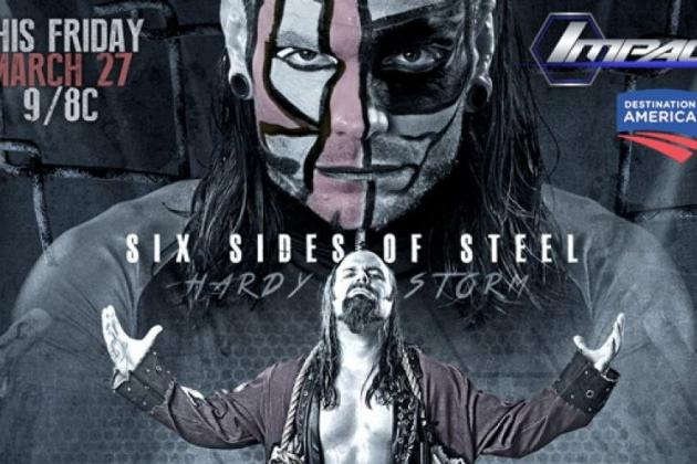 Jeff Hardy Talks TNA Impact Wrestling, Sting, WWE WrestleMania 31 and More
