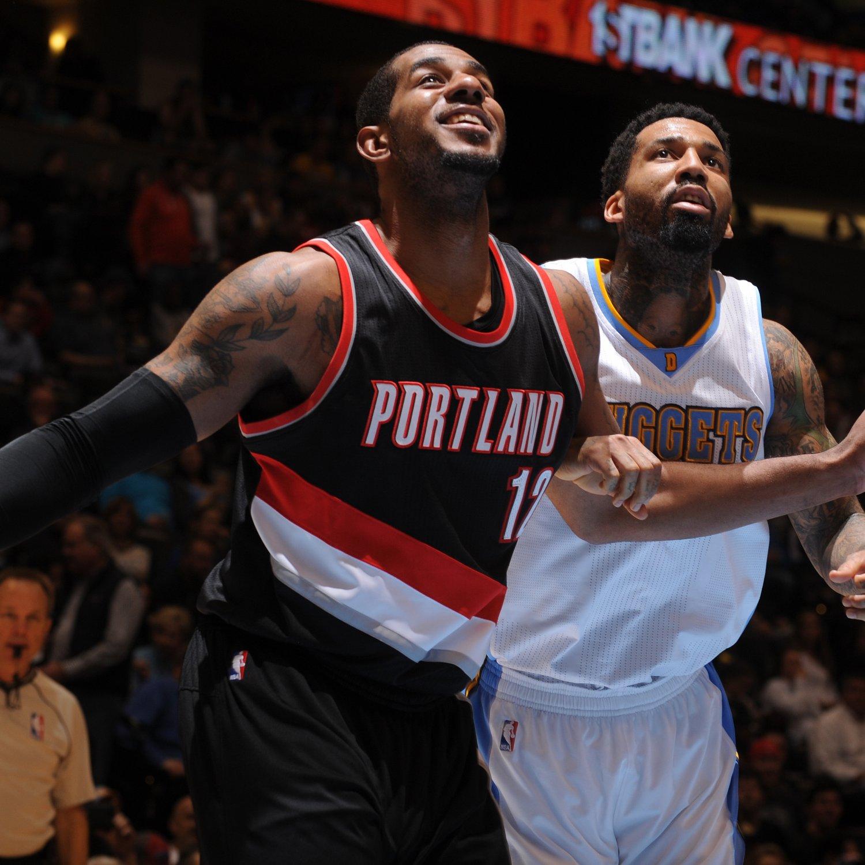 Denver Nuggets Score: Denver Nuggets Vs. Portland Trail Blazers: Live Score