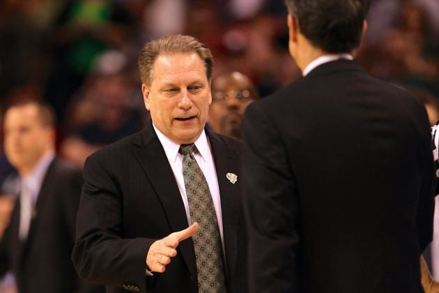 Tom Izzo vs. Rick Pitino: Contrasts Galore but Shared Magic in March