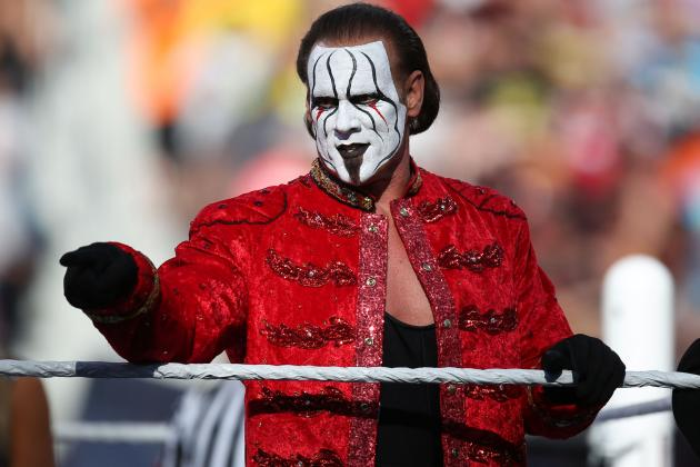 Best Possible Storylines for Sting Following Loss at WWE WrestleMania 31