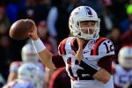 Tech QB Brewer Not Practicing, Teammates Say