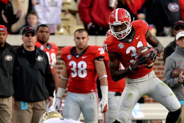 NFL Jerseys - 2015 Atlanta Falcons Potential Draft Pick Profile: WR Chris Conley ...