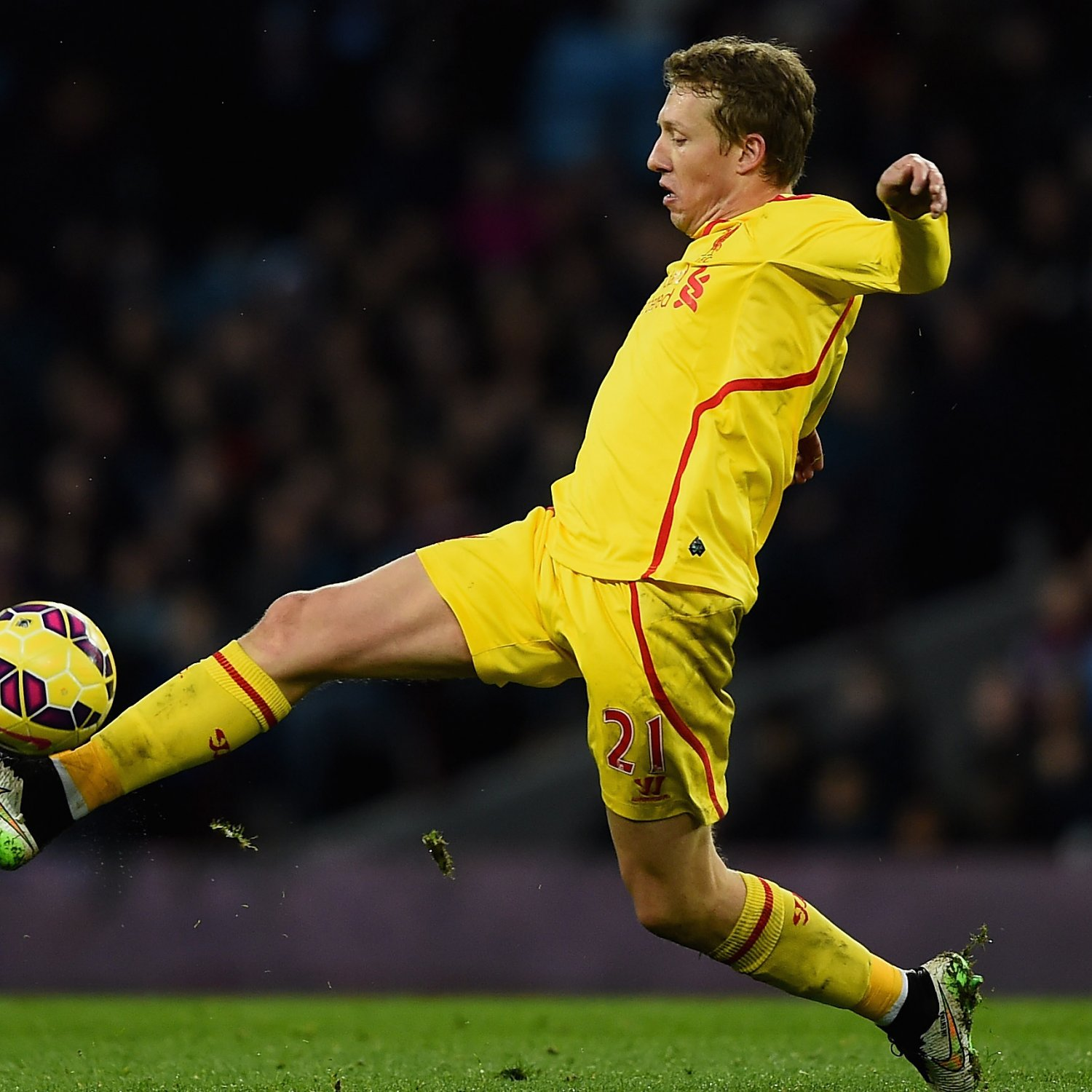 Reports Arsenal Were Ready To Sign Lucas: Liverpool FC News: Lucas Leiva Braced For Arsenal Role