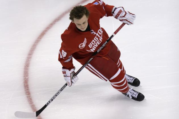 Frozen Four 2015: Elite Players to Watch in Men's Hockey ...