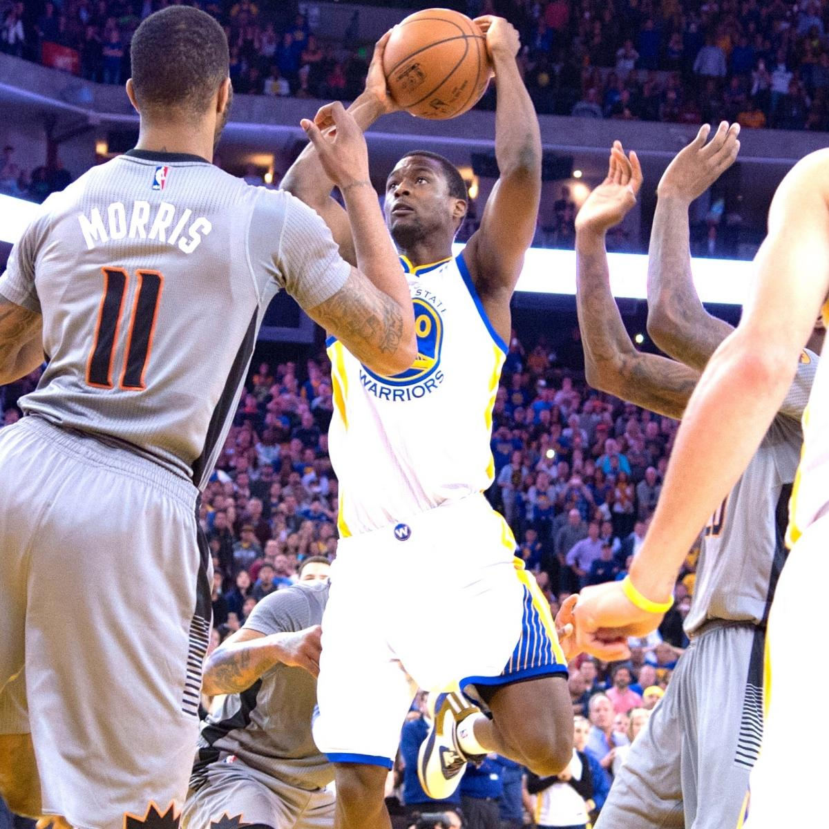 Warriors Come Out To Play Bleacher Report: Phoenix Suns Vs. Golden State Warriors: Live Score