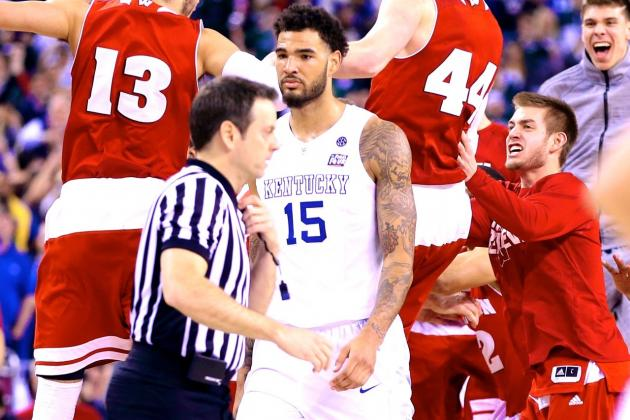 Kentucky Joins Sports Pantheon of All-Time Near-Misses as Perfect Bid Ends