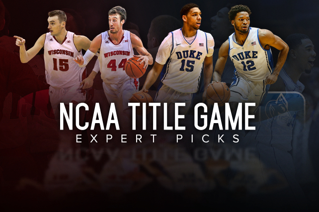 B/R Expert NCAA Bracket Picks 2015: National Championship Game Predictions