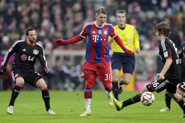 Bayern München Leverkusen Live Stream