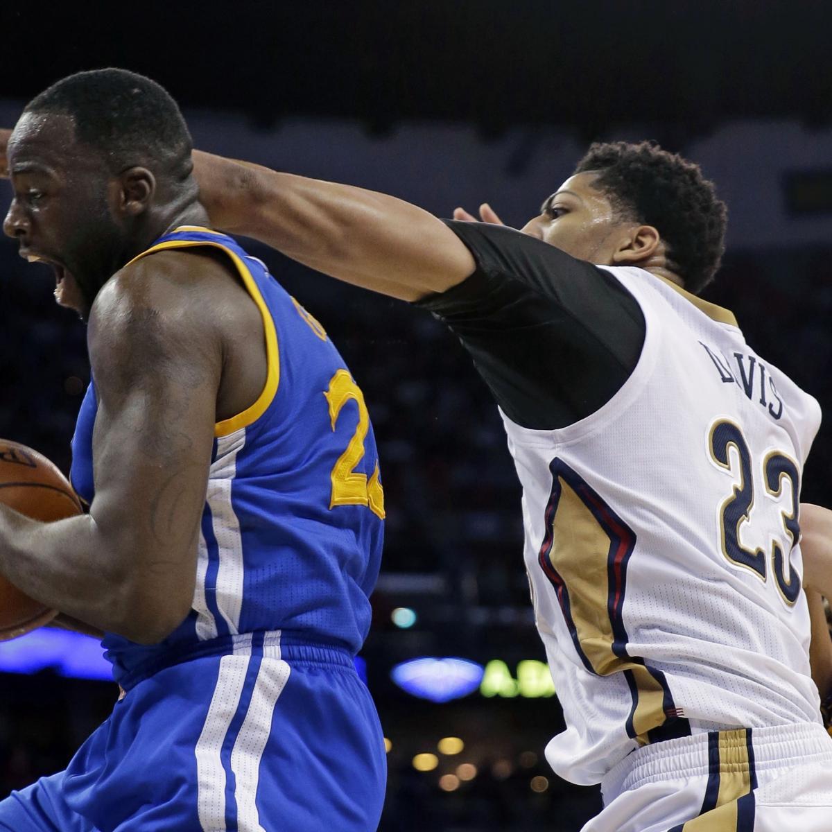 Golden State Warriors Vs Wizards Full Game Highlights: Golden State Warriors Vs. New Orleans Pelicans 4/7/15