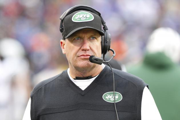 Rex Ryan May Have  Lost His Luster, but He Can Still Save His Job