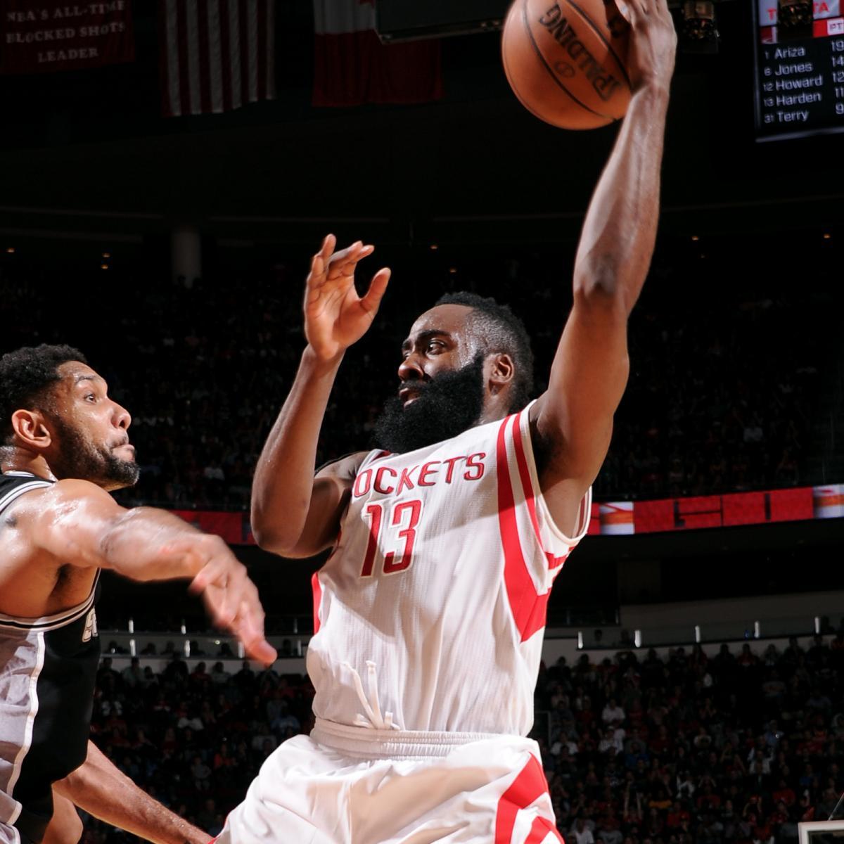 Houston Rockets Win Last Night: San Antonio Spurs Vs. Houston Rockets 4/10/15: Video