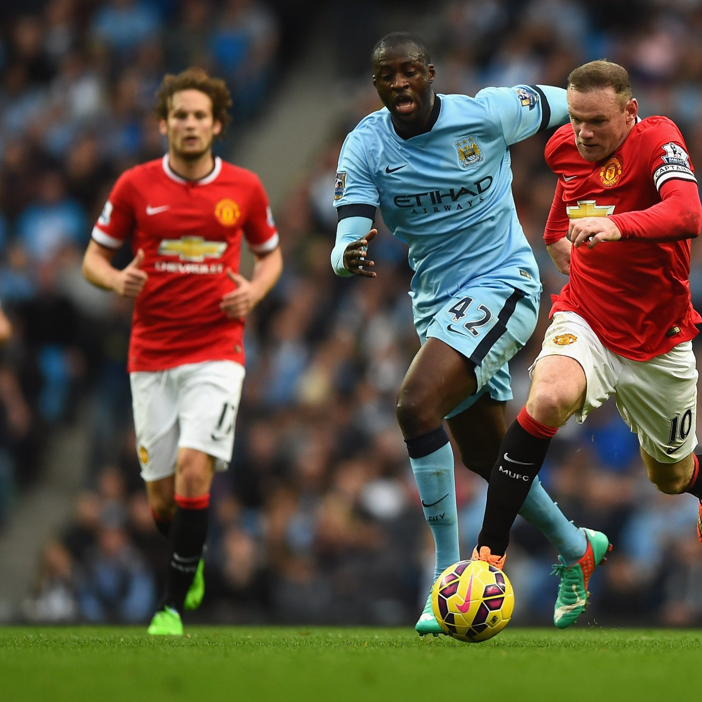 Psg Vs Manchester City Live Score Highlights From: Manchester United Vs. Manchester City: Live Score