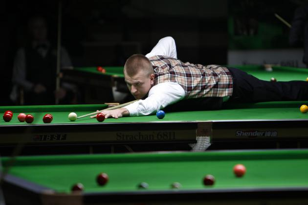 World Snooker Championship 2015: Schedule, Draw, Live ...