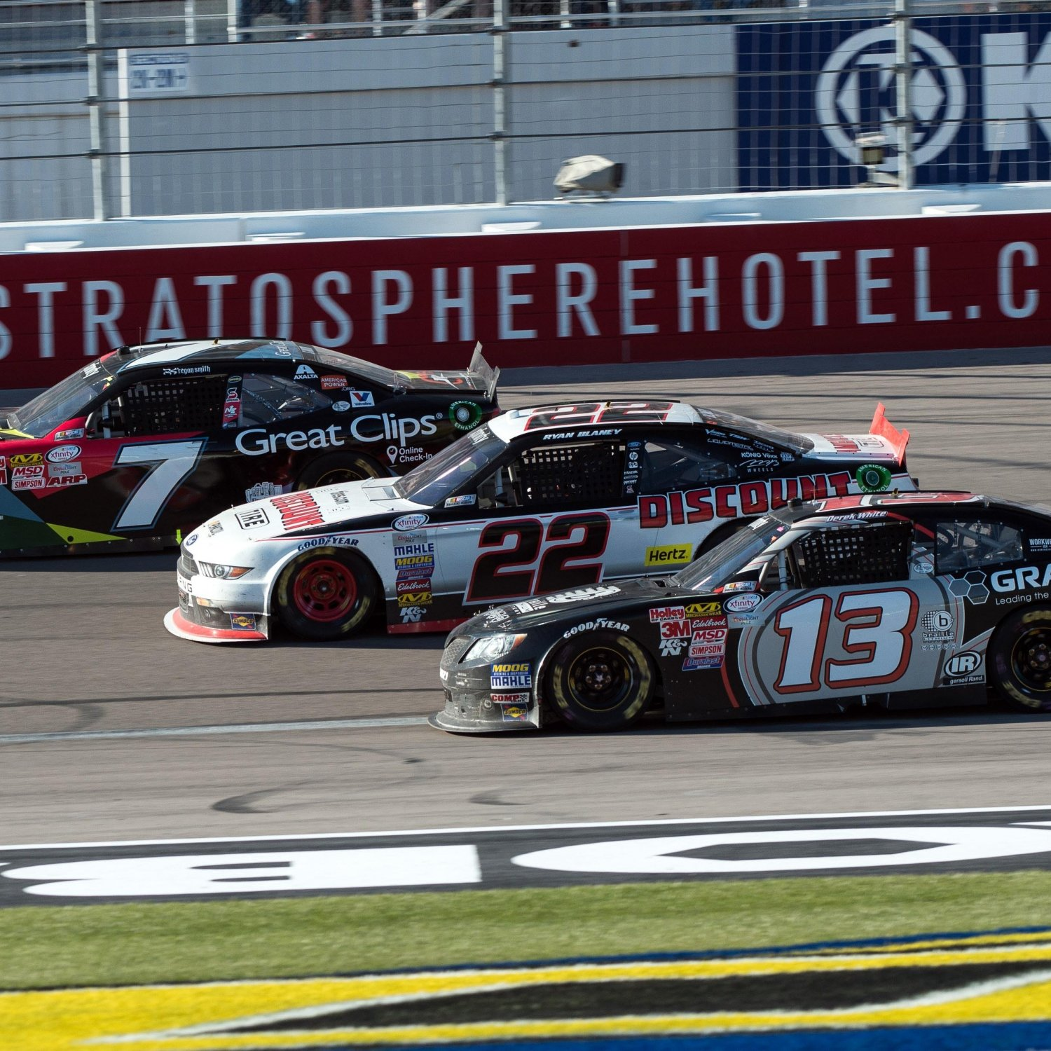 nascar xfinity series at bristol 2015 full schedule standings and preview bleacher report. Black Bedroom Furniture Sets. Home Design Ideas