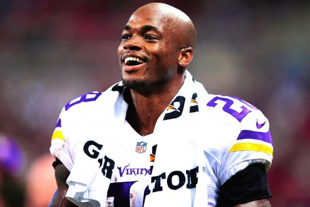 Adrian Peterson Will Pick Up Right Where He Left Off: Dominating NFL Defenses