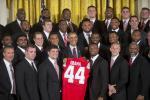 Buckeyes Visit Obama at White House