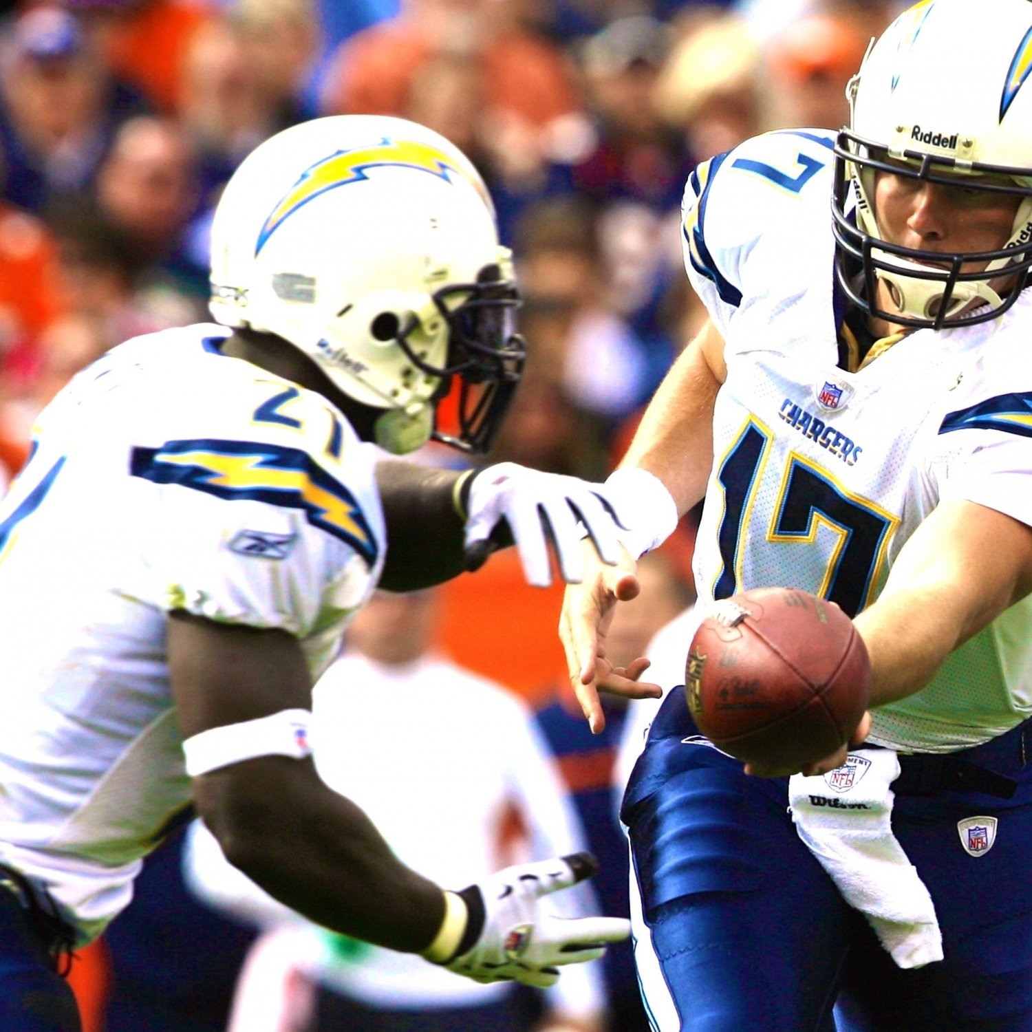 San Diego Chargers Contracts: LaDainian Tomlinson Comments On Philip Rivers' Status With