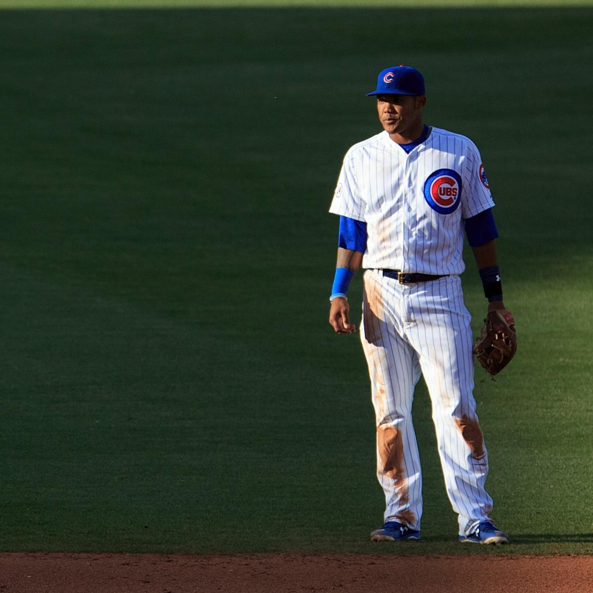 Addison Russell to Be Recalled from Triple-A Iowa by Cubs ...