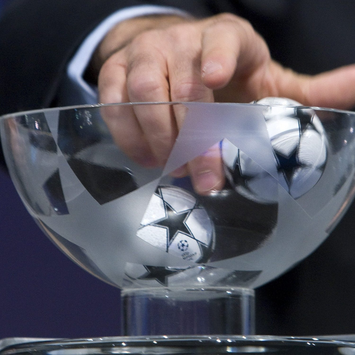 Champions League 2014/15 Semi-Final Draw: Live Results ...
