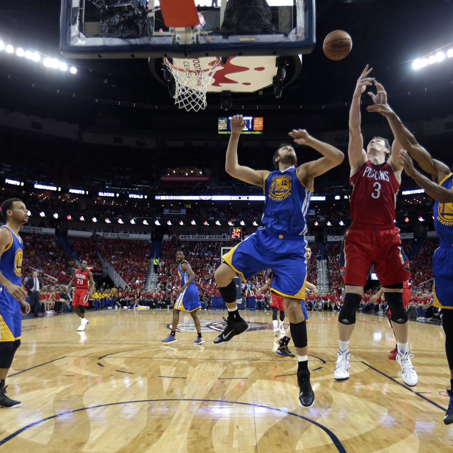 Warriors Vs Pelicans Game 3 Live Stream Free: Warriors Vs. Pelicans: Game 3 Video Highlights And Recap