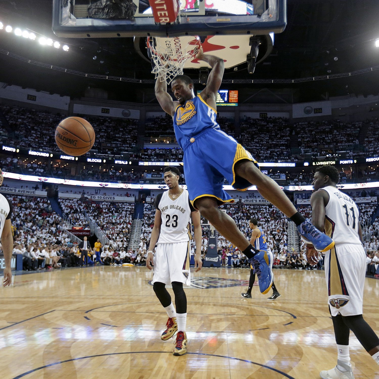 Warriors Vs Pelicans Game 3 Live Stream Free: Warriors Vs. Pelicans: Game 4 Video Highlights And Recap