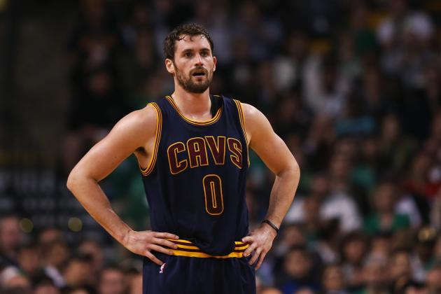 Kevin Love Injury: Updates on Cavaliers Star's Leg and Return