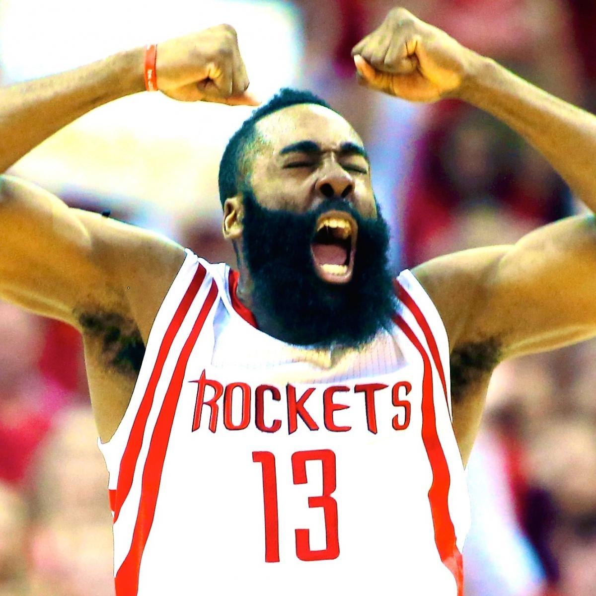 James Harden Points Last Night: James Harden, Dwight Howard Leading Modern-Day Rockets To