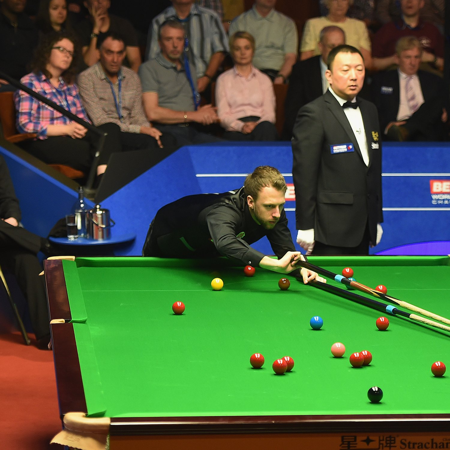 World Snooker Championship 2015: Semi-Final Scores ...