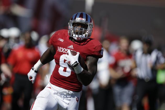 Tevin Coleman to Atlanta Falcons: Full Draft-Pick Breakdown ...