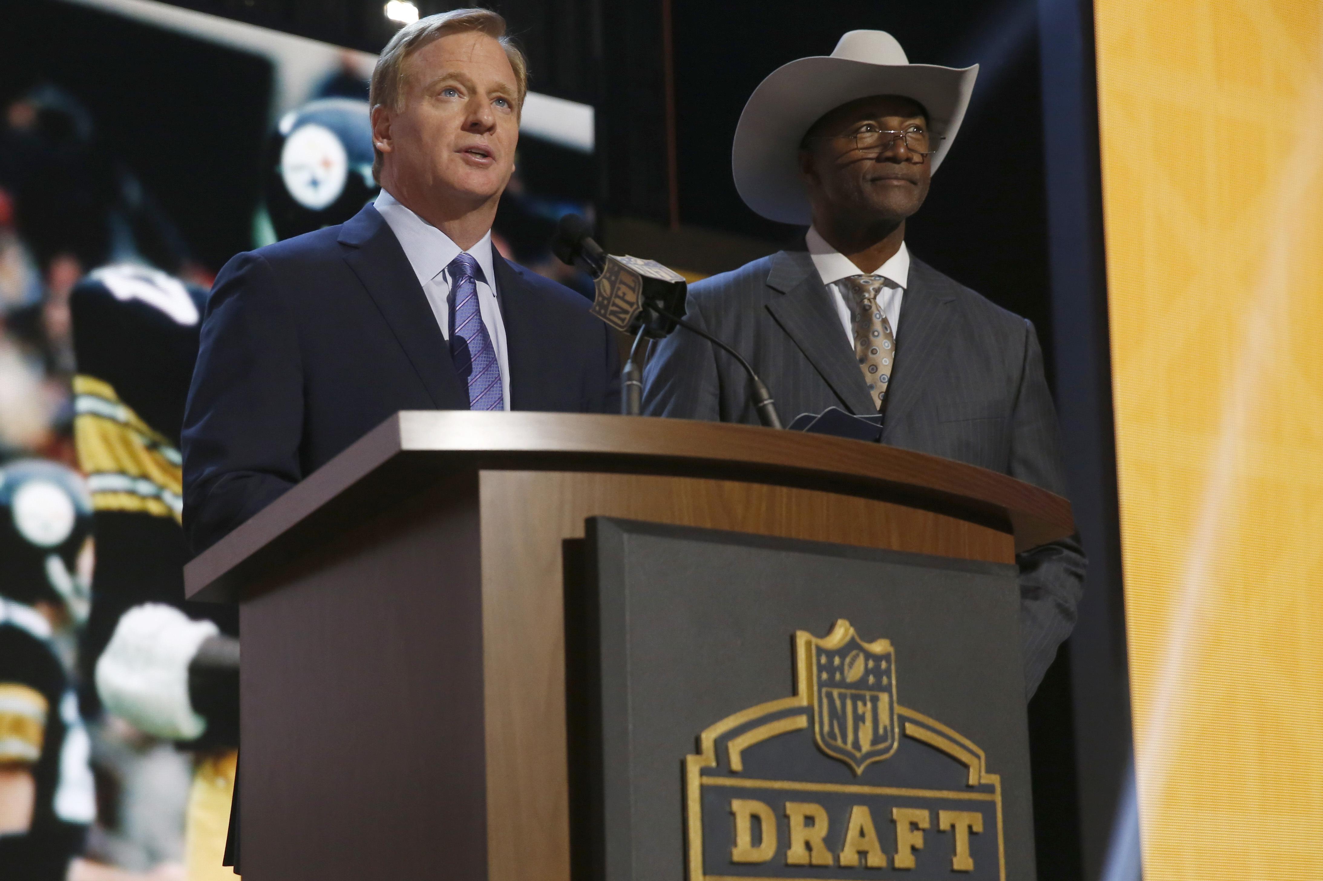Cheap NFL Jerseys Sale - 2015 NFL Mock Draft: Updated Outlook for Rounds 4-7 | Bleacher Report
