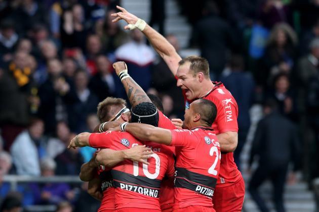 Toulon vince la European Champions Cup 2014-15