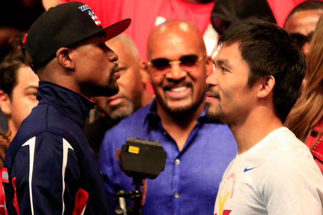 Strip Scribbles: Manny Pacquiao back in L.V. for Ali bash ...