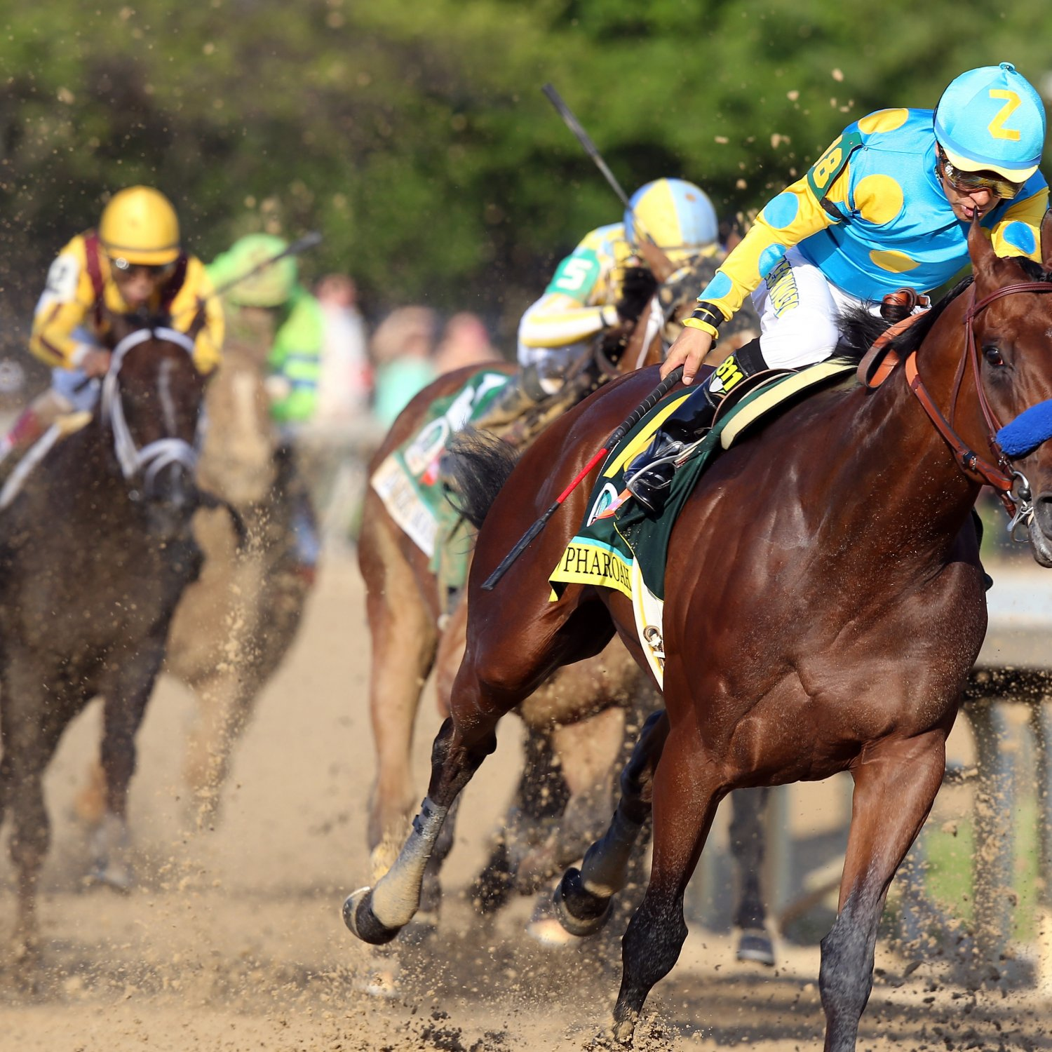 Kentucky Derby 2015 Payout: Prize Money Purse, Order Of
