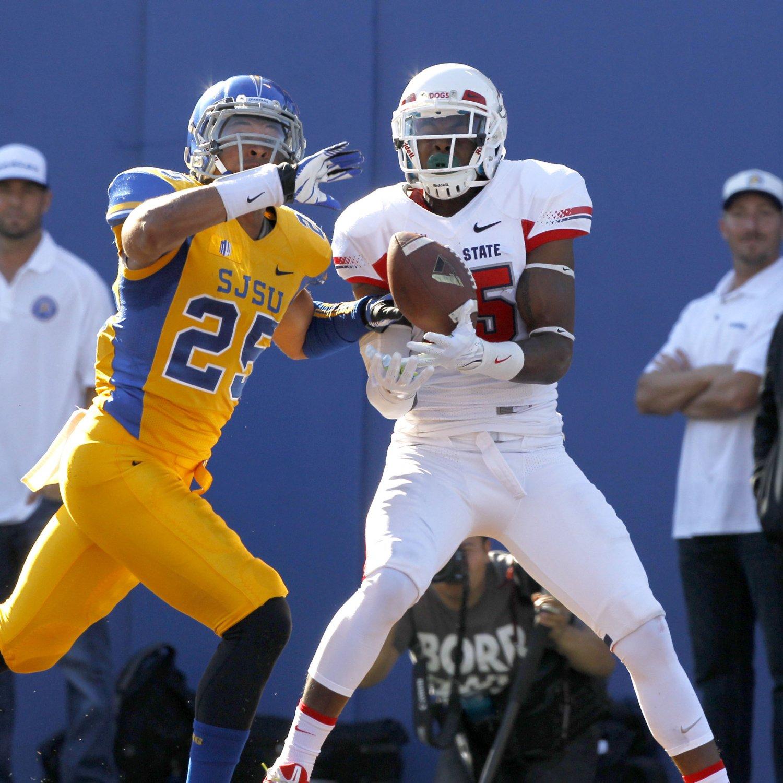 NFL Jerseys - Akeem King to Atlanta Falcons: Full Draft-Pick Breakdown ...