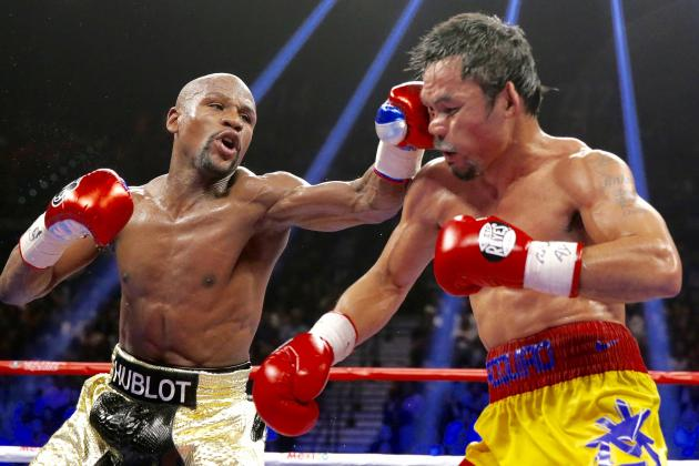 Does Manny Pacquiao Deserve a Rematch with Floyd Mayweather After Decisive Loss?